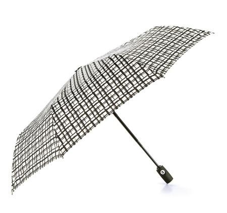 6a0ca7153d9e4 Parasol Parasolka Wittchen PA-7-154 czarno - biały | GALANTERIA \ Parasole  \ Parasole krótkie