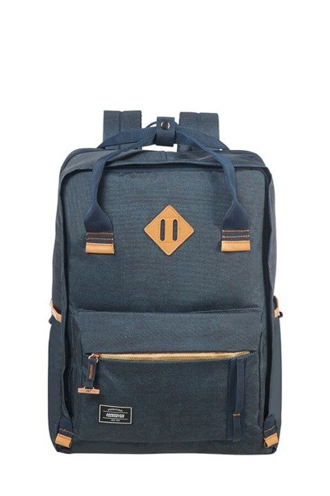 6c7fbc61c901c Plecak American Tourister Urban Groove Na Laptop 173 Dżinsowy
