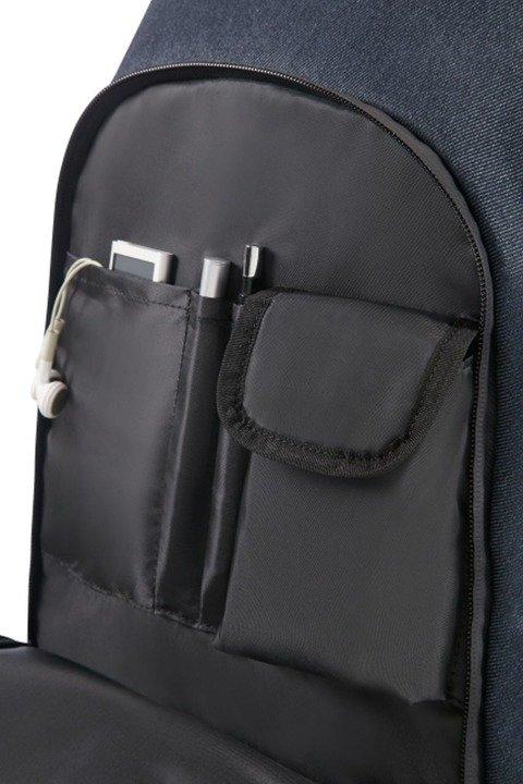8fa002eca1f74 Plecak Na Laptop Samsonite Paradiver Light Tablet Dżinsowy Niebieski