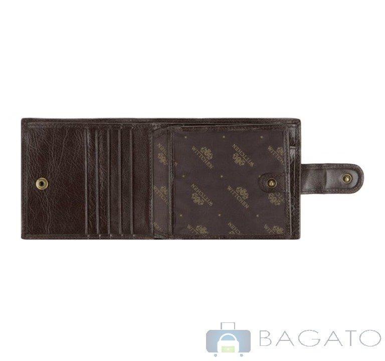 843a1634f3563 Portfel poziomy męski Wittchen ITALY 21-1-125 brązowy | GALANTERIA ...