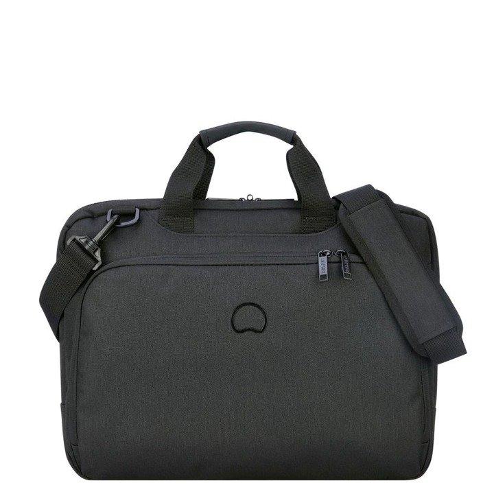 43fff9a3fbf5d Torba na laptop 15,6'' Delsey ESPLANADE 1kom 11l czarny | NA LAPTOP ...