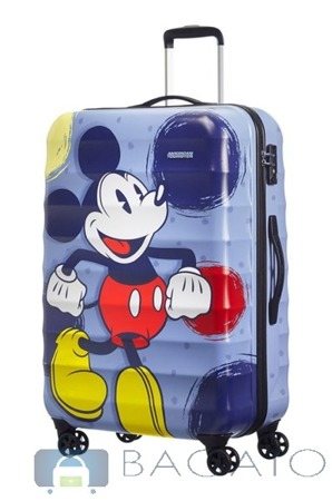 walizka AT by SAMSONITE PALM VALLEY DISNEY duża 4koła 88,5l